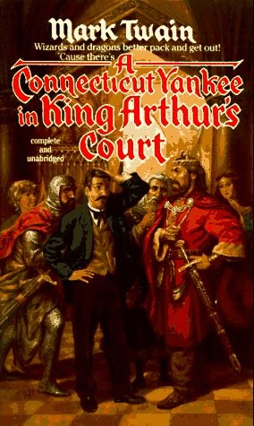 """the story of a connecticut yankee hank morgan in king arthurss court A connecticut yankee in king arthur's court: hank morgan, the """"connecticut yankee"""" tells his story both verbally and on paper, and."""