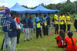 Kejohanan Sofbol MSS Sibu 2013 - Pemain yang terpilih mewakili Sibu