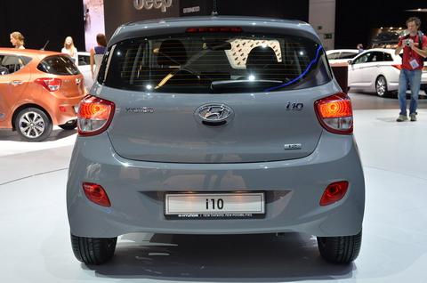 Hyundai i10 2014 8 Xe hyundai i10 2014