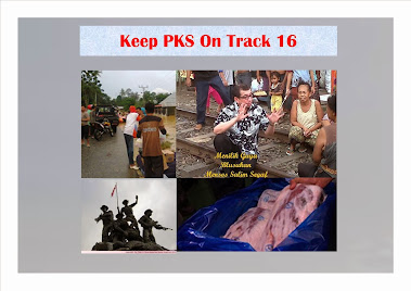 Keep PKS On Track 16