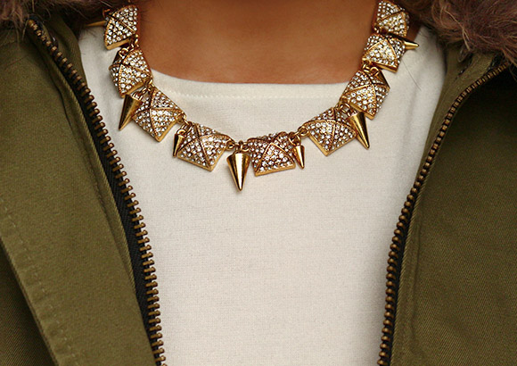 Rocksbox CC Skye Heiress Necklace
