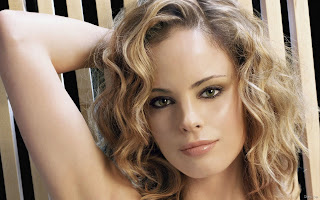 Chandra West-lying