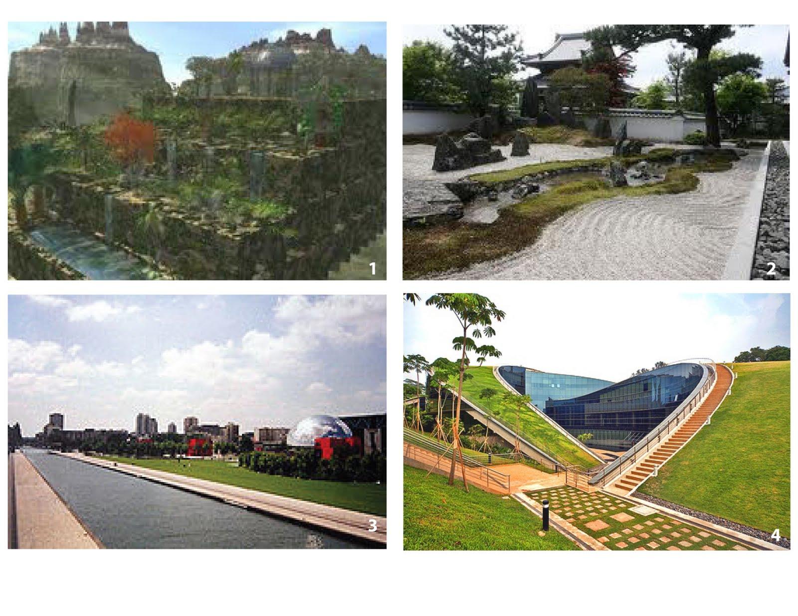 Paisaje y arquitectura arquitectura del paisaje for Arquitectura del paisaje