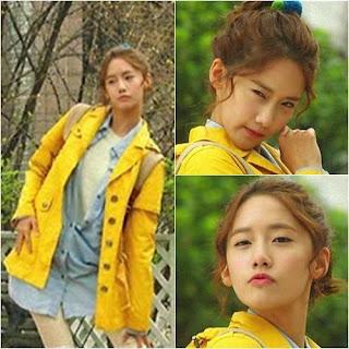 YoonA (Hana) Accepts Modeling - Love Rain Spoilers