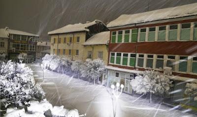 Прогноза: Зимата – топла и суха, по-малко сняг