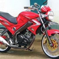 Yamaha Vixion '10 : Jalan Beken Pemula