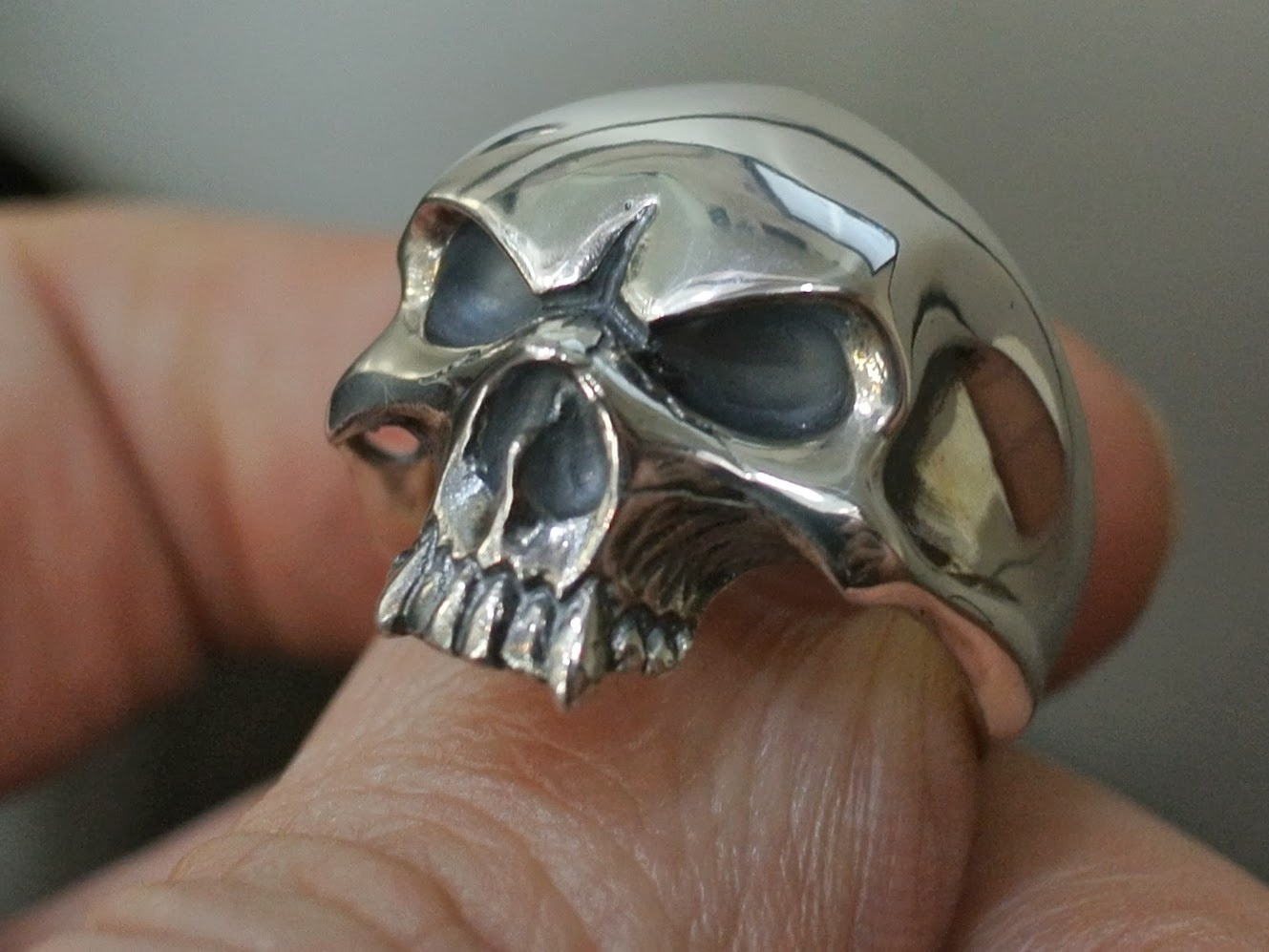 Strange Freak Designs - Skull Ring