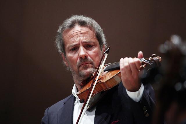 Giuliano Carmignola. Concert Chigiana Siena November 2012