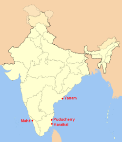 pondicherry-puducherry-map