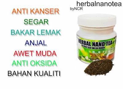 FUNGSI HERBAL NANO TEA