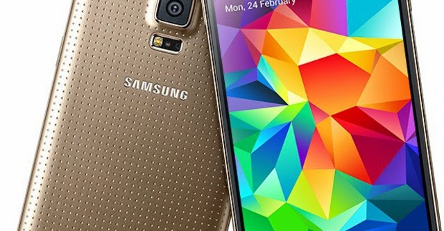 Samsung phát hành Galaxy S5 4G