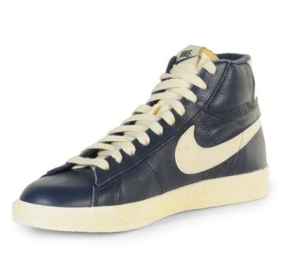 Nike Blazer Mid obsidian natural
