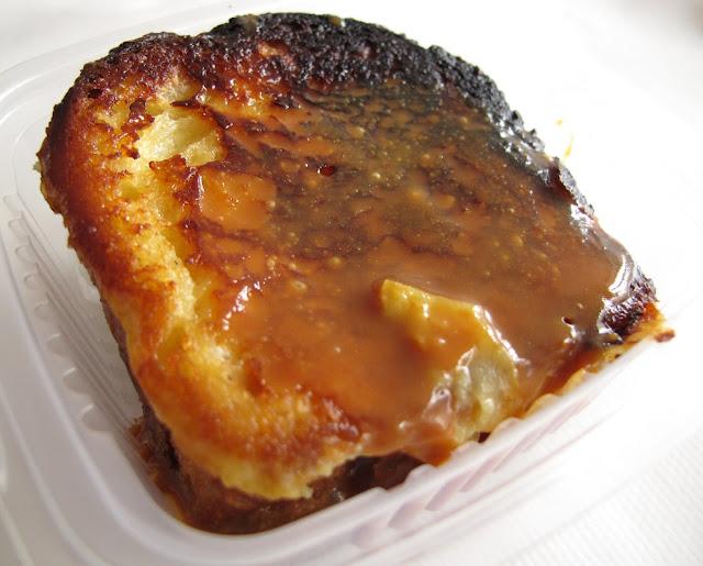 Pain perdu caramel beurre salé - La Pointe du Grouin