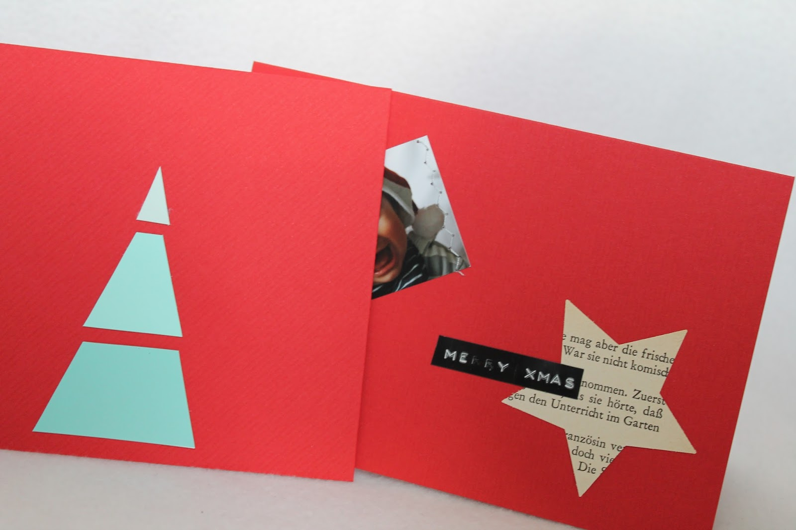 Weihnachtskarten 2014