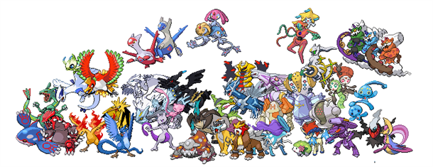Celebrity wallpapers and pictures pokemon pictures all - Pokemon x legendaire ...