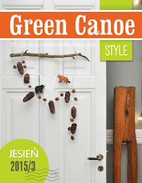 Magazyn Green Canoe