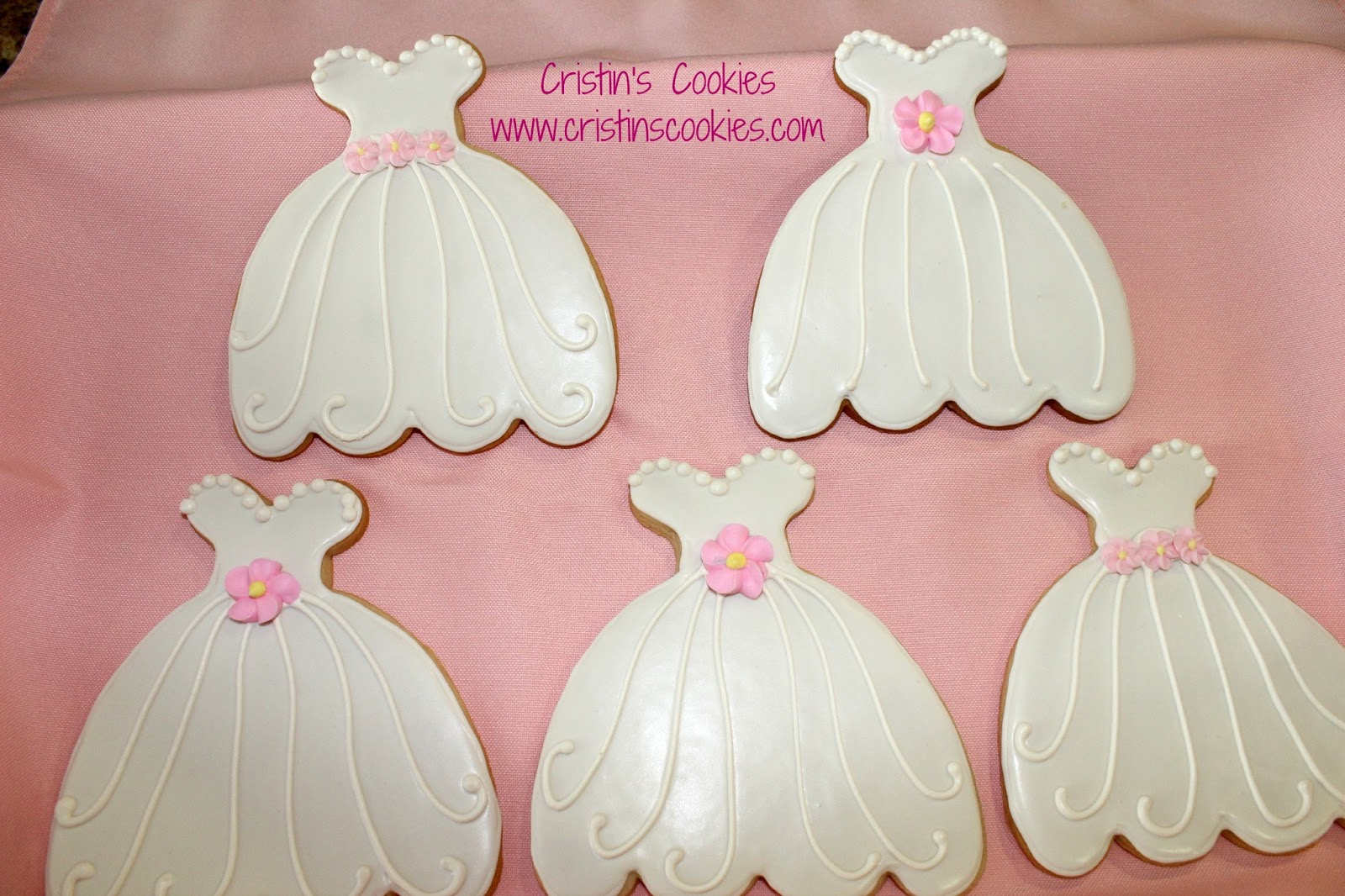 wedding dress cookies and new cookie wedding dress cookie cutter