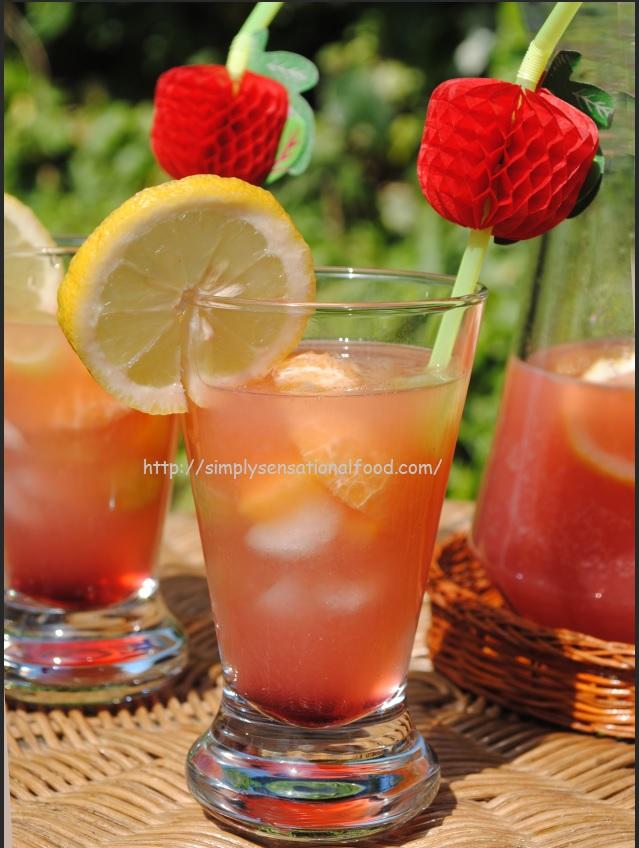 simply.food: Sangria- non alcoholic