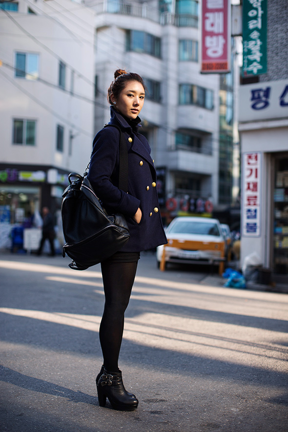 Perception In Print South Korean Street Style