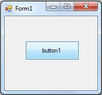 C# button important properties and events