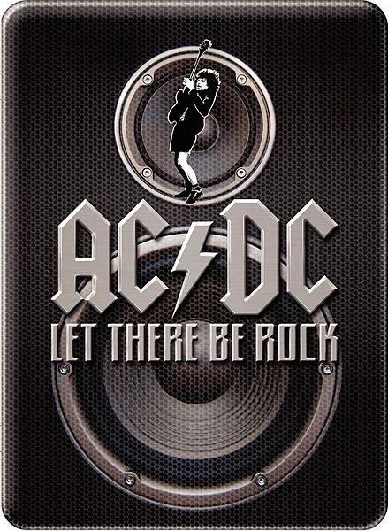 AC/DC Let There Be Rock http://www.jinglejanglejungle.net/2014/10/rocktober-2-2014-let-there-be-rock.html