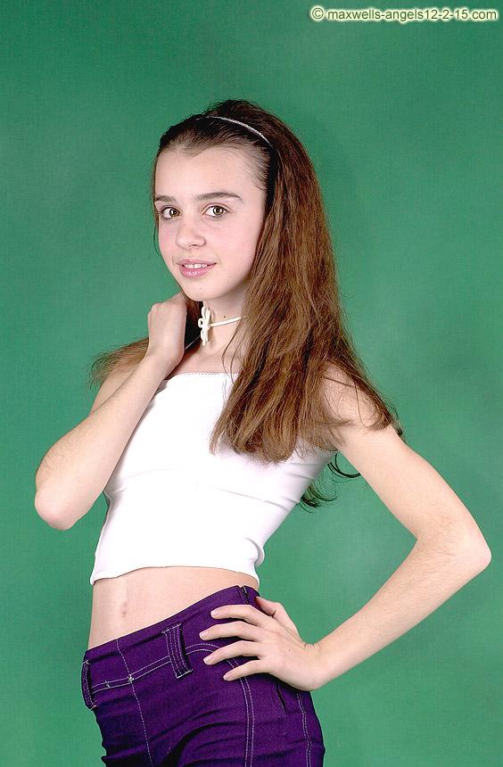 Maxwell's Sylvia Model Teen