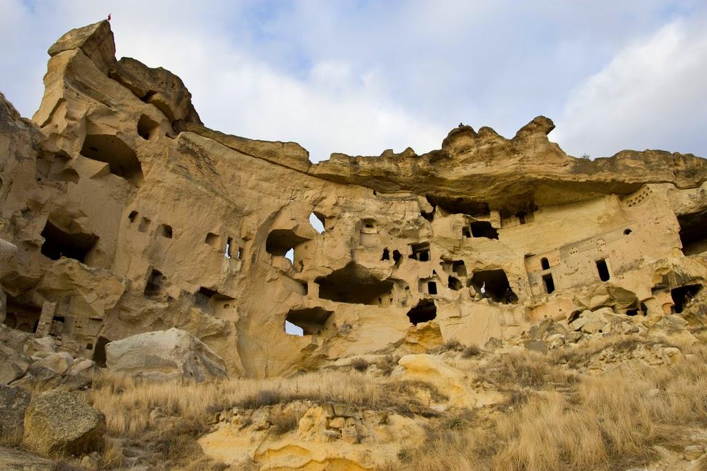 Antigua región de Anatolia en Capadocia – Turquía