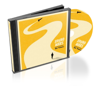 Download CD Bruno Mars Doo-Wops e Hooligans Winter Edition 2011
