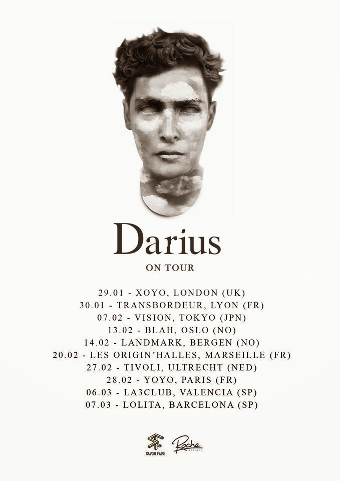 Darius @ Spanish Weekend Tour