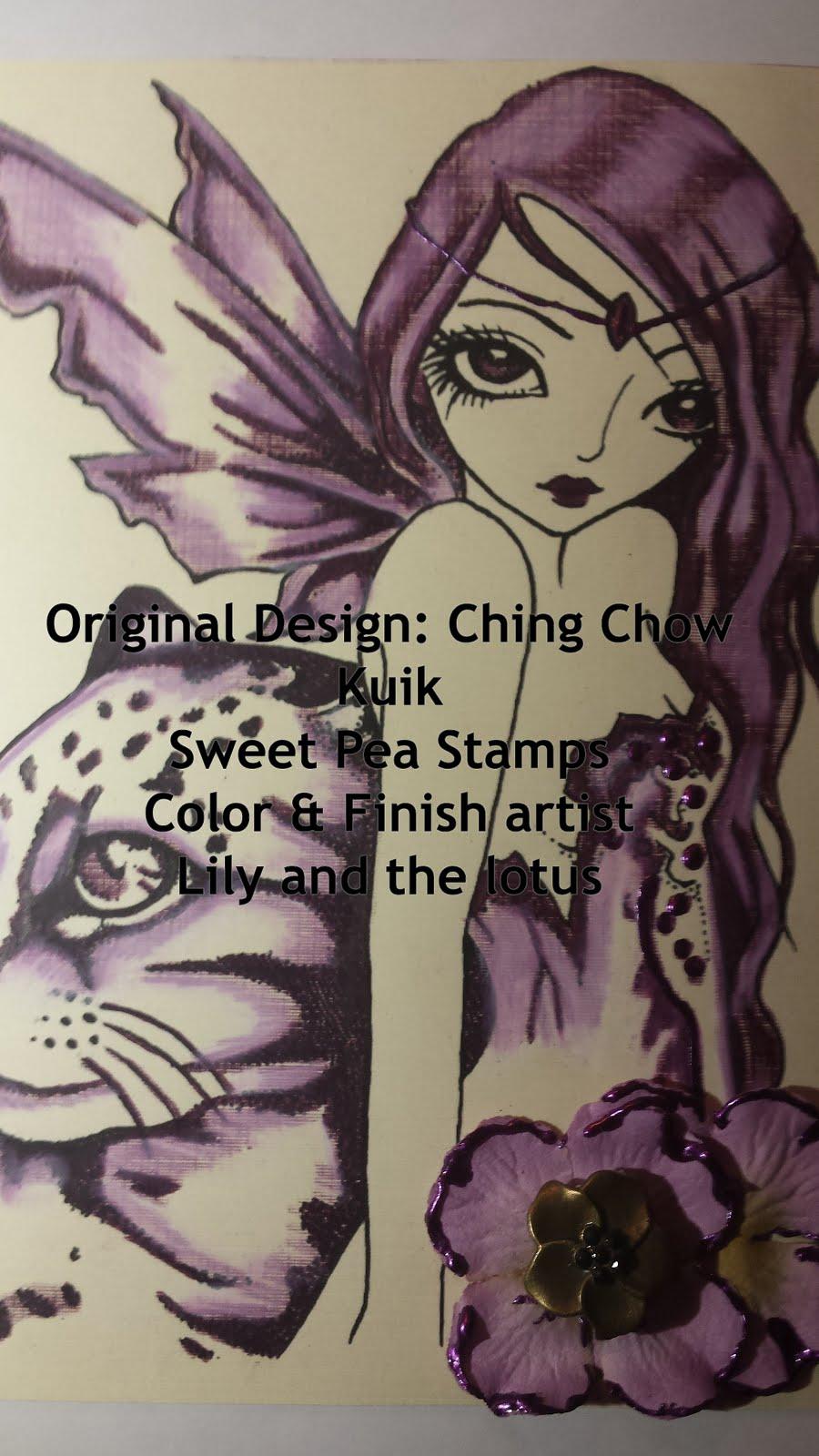 Ching Chow Kuik's Monochromatic