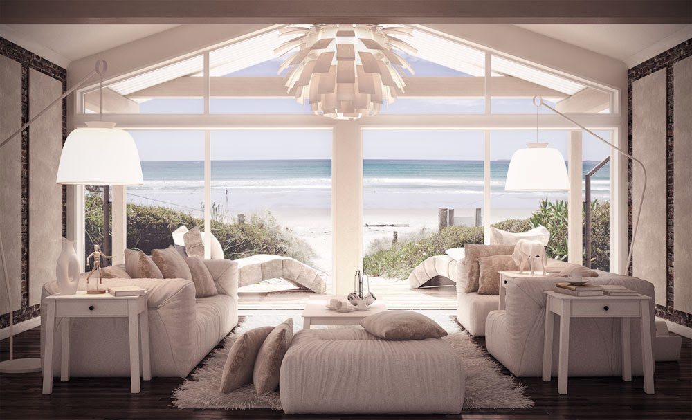 Modern Australian home interior