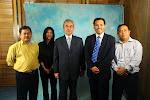 Bersama Tun Abdullah bin Haji Ahmad Badawi