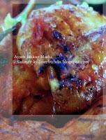 cara membuat ayam bakar, resep ayam bakar madu, cara membuat ayam bakar madu, ayam bakar madu, aneka olahan daging ayam, cara mengolah daging ayam