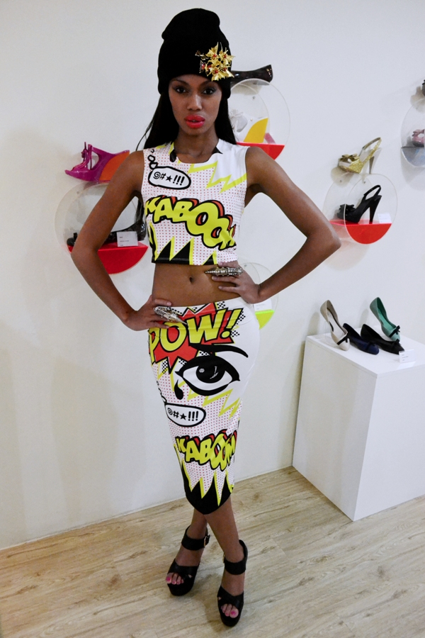 According To Jerri Pop Art Trend X Fashion Style And Trends According To Jerri X The Link Tv