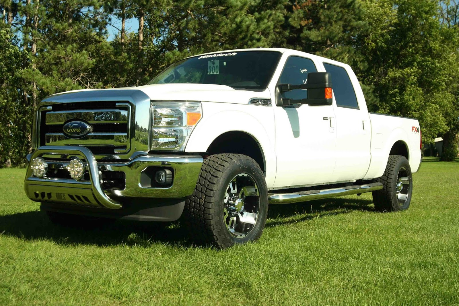 Ford trucks 2013 lifted