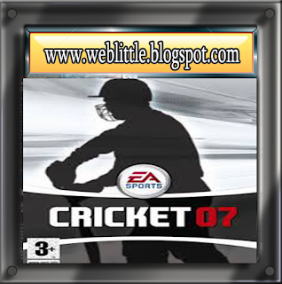 EA Sports Cricket 2007 Full Version Free Download