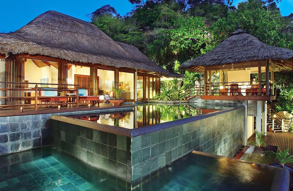 Praslin Island (Seychelles) - Constance Lemuria Resort 5* - Hotel da Sogno