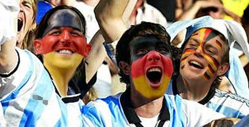 clase media argentina en el mundial