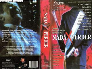 Nada X Perder 2001 Sabatini