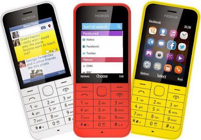 Firmware Nokia 220 Dual sIM RM-969 v.20.14.11