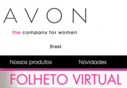 AVON Folheto Virtual - Revista Virtual AVON