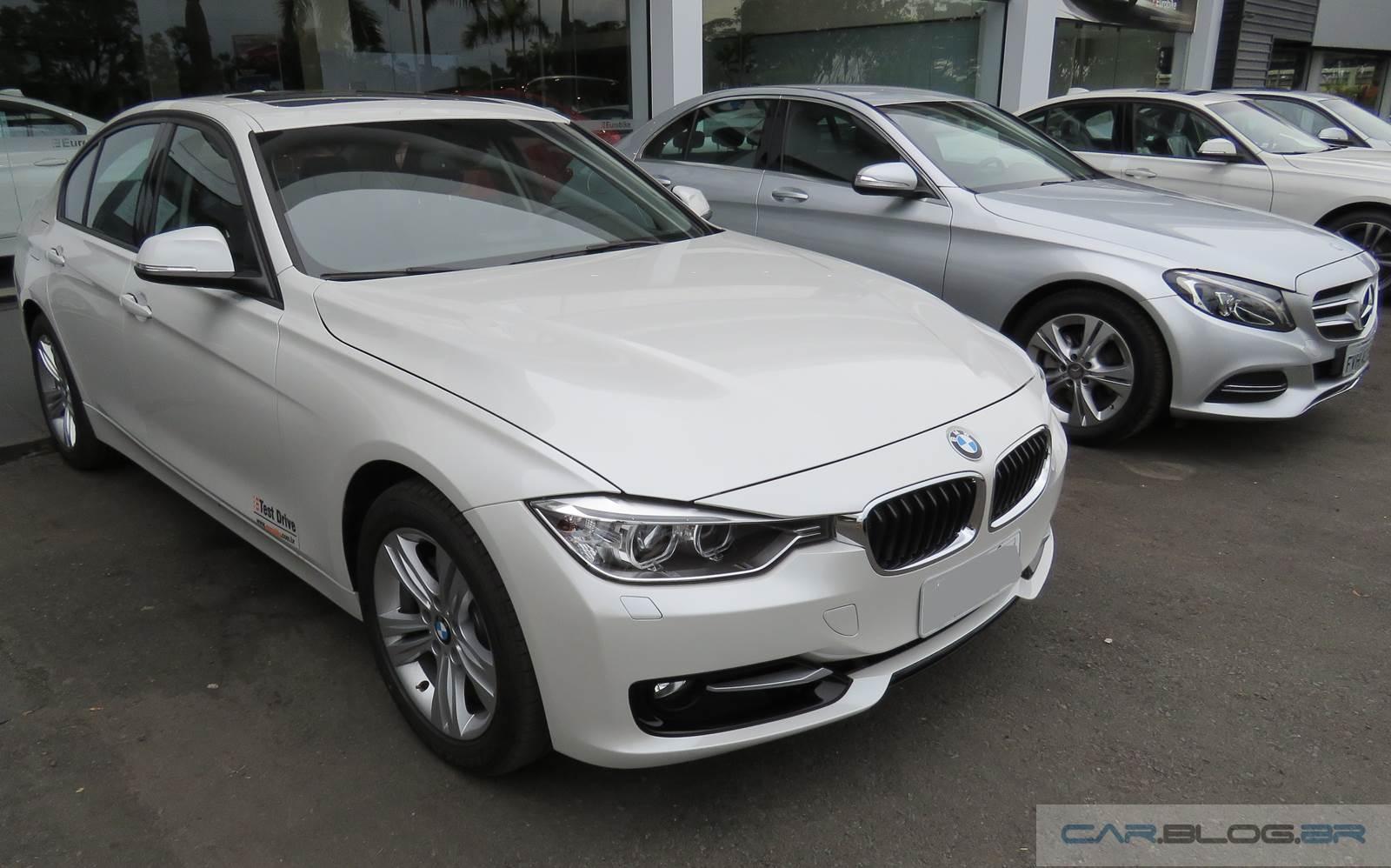 BMW 320i 2016 - aumento de preço