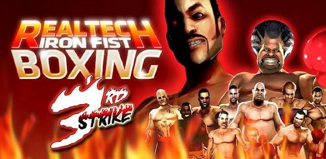 Iron Fist Boxing Apk