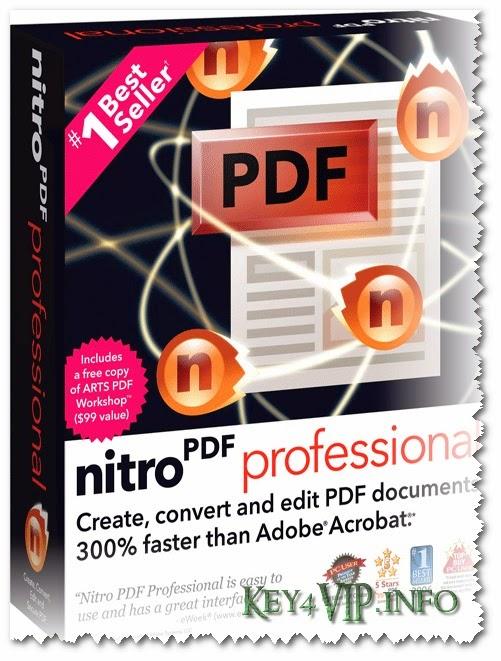 Nitro Pro v9.5.2.9 (x86-x64) Full,Phần mềm chỉnh sửa file PDF,chuyển đổi file PDF sang Word