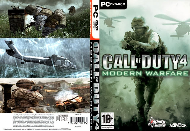 Call of Duty Modern Warfare 3-RELOADED Installation