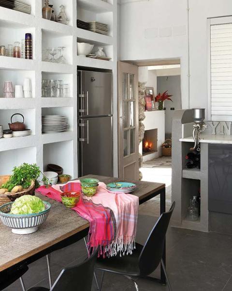 Blog decoraci n chic and deco ideas e inspiraci n para - Cocinas de obra modernas ...
