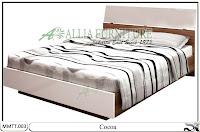 Tempat Tidur Minimalis Modern Terbaru Cocoa 160 X 200