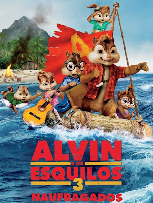 Download - Alvin E Os Esquilos 3 DVDRip AVI Dual Áudio + RMVB Dublado