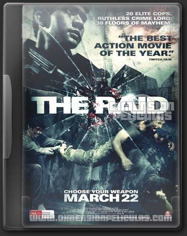 The Raid: Redemption (BRRip HD Indonesio Subtitulado) (2011)