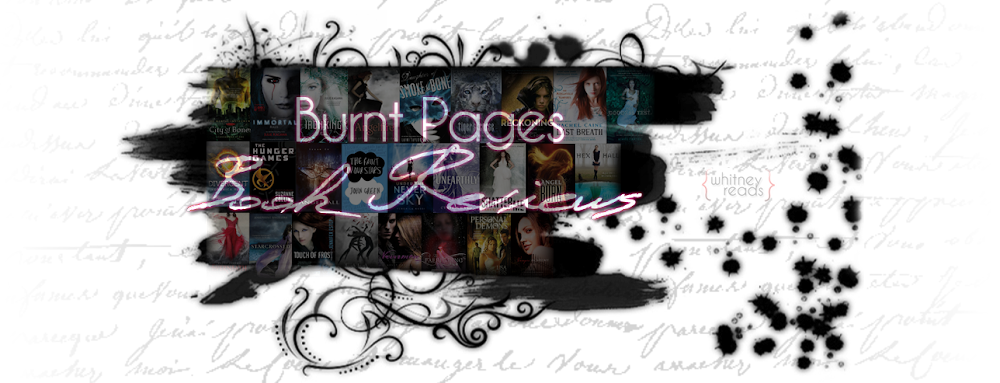 Burnt Pages Book Reviews ♥